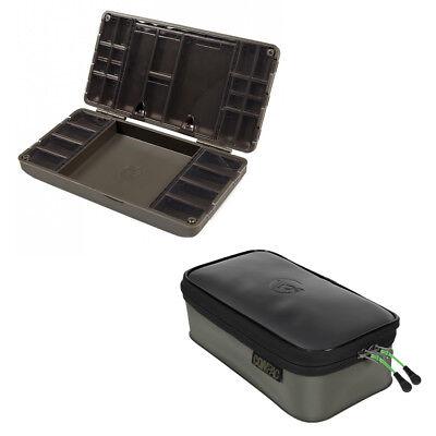 Korda Tacklesafe Tackle Safe + Compac Large 140 Accessory Case Tackle Bag NEW