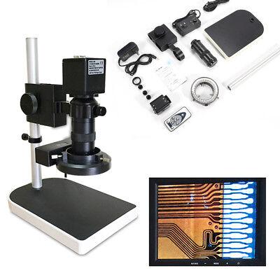 16mp 1080p Hdmi 13inch Sencer Industrial C-mount Lens Microscope Digital Camera