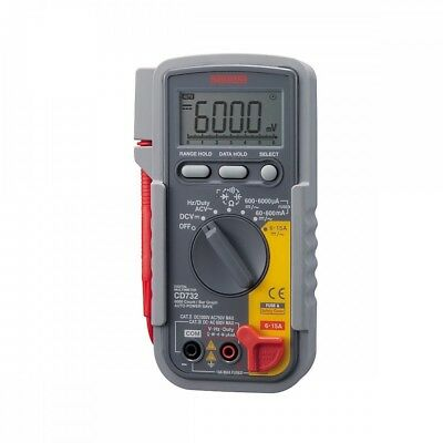 New Sanwa Electric Instrument Digital Tester Cd732 Japan Import With Tracking