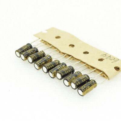 10pcs Elna Starget 33uf16v Audio Electrolytic Capacitors Thailand-6044