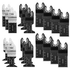 20PCs Oscillating Multi Tool Blades Saw Blade For Fein Bosch Multimaster Makita