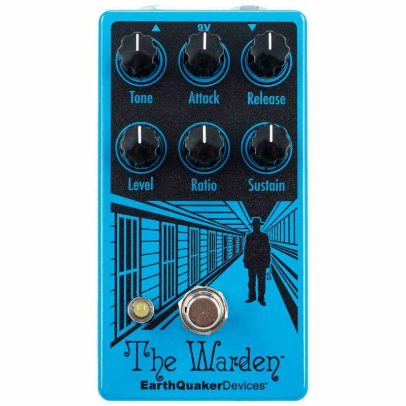 Earthquaker Devices The Warden® Optical Compressor