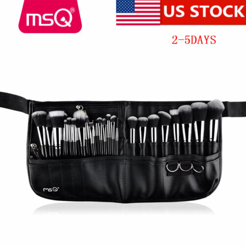 US 29PCs Makeup Brush Set Professional Power Eye Synthetic B
