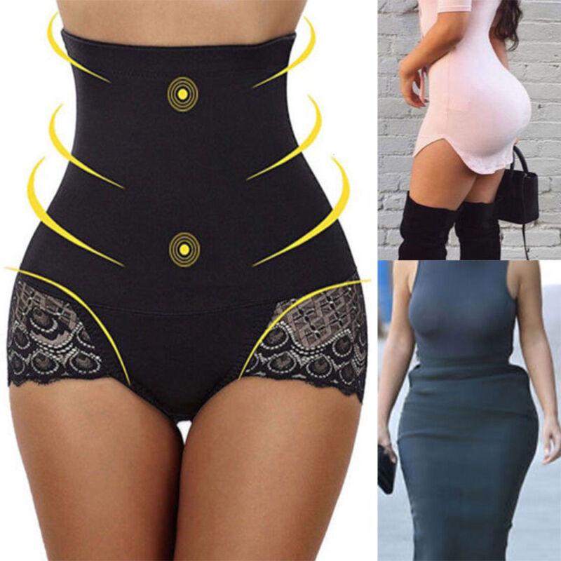 Body Shaper Control Tummy Slim Panty Corset High Waist Shape