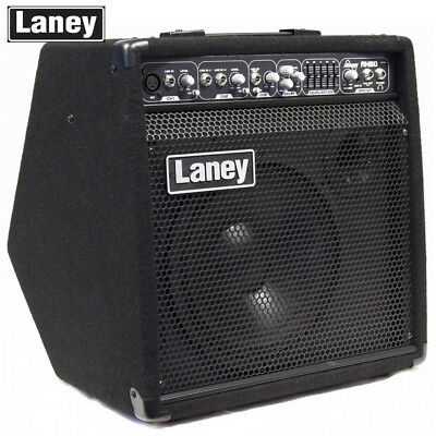 Laney AH80 Audiohub Combo Guitar Bass Drum Keyboard Acoustic Electric Amplifier