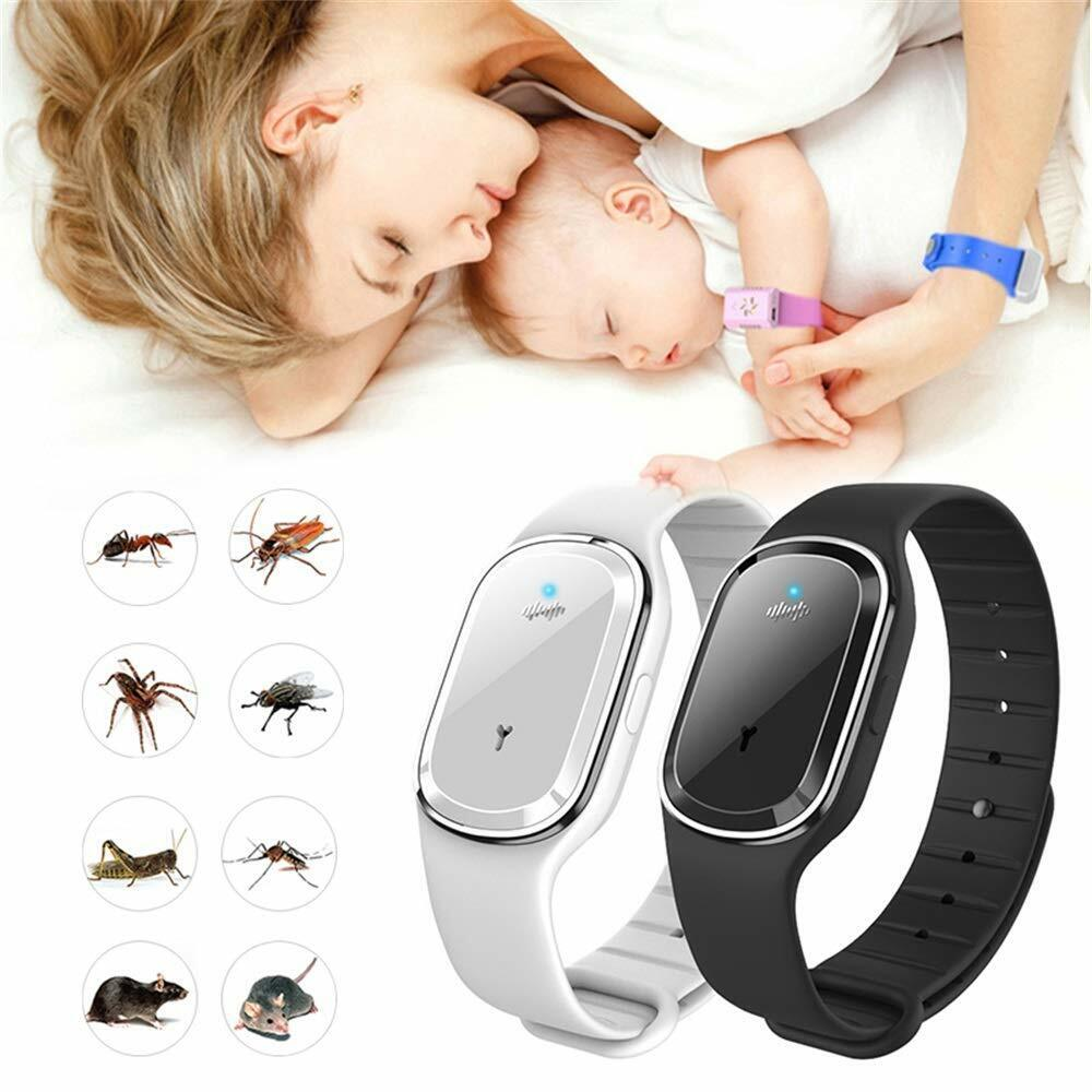 ultrasonic anti mosquito insect pest bug repellent