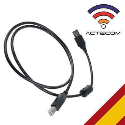 ACTECOM Cable De Impresora Usb 2.0 A a B A Macho a...