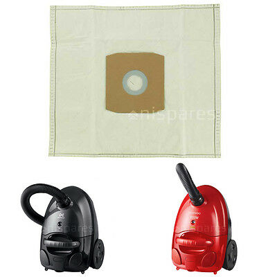 Daewoo RC300 RC310 RC350 RC350BK RC350BKN RC350RDN AF166 Synthetic Hoover Bags