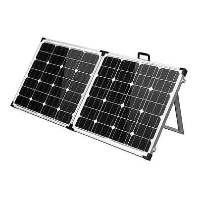 MAXRAY 12V 100W Solar Folding Panel Kit