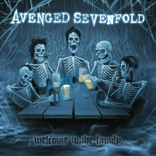 Avenged Sevenfold Welcome To The Family 12x12 Album Cover Replica Poster Print