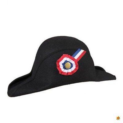 z Kostüm Zubehör Fasching Karneval Uniform Franzose (Napoleon-hut Kostüm)