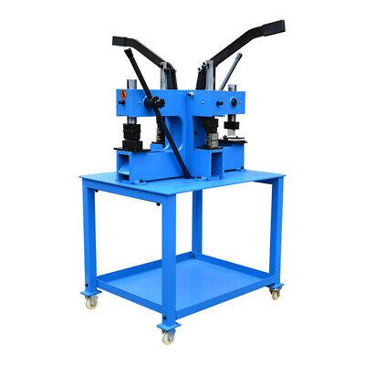 Combo 3-ton Shrinker Stretcher Brake Bender Corner Puncher Bench Press