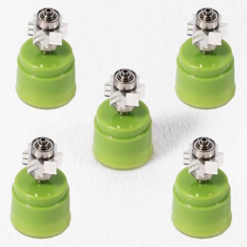 5 Dental Turbine Cartridge Rotor f/ Yabangbang E-generator Handpiece
