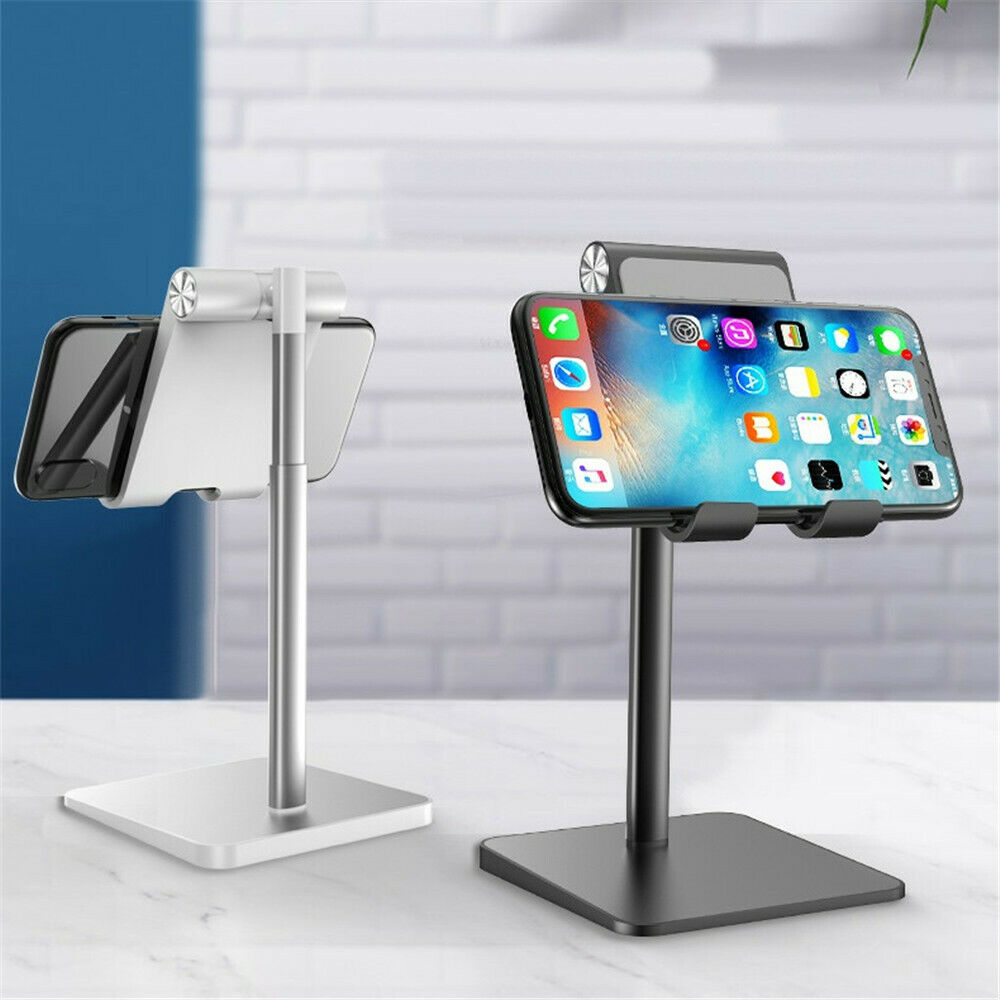 Adjustable Universal Tablet Stand Desktop Holder Mount Mobile Phone iPad iPhone Cell Phone Accessories