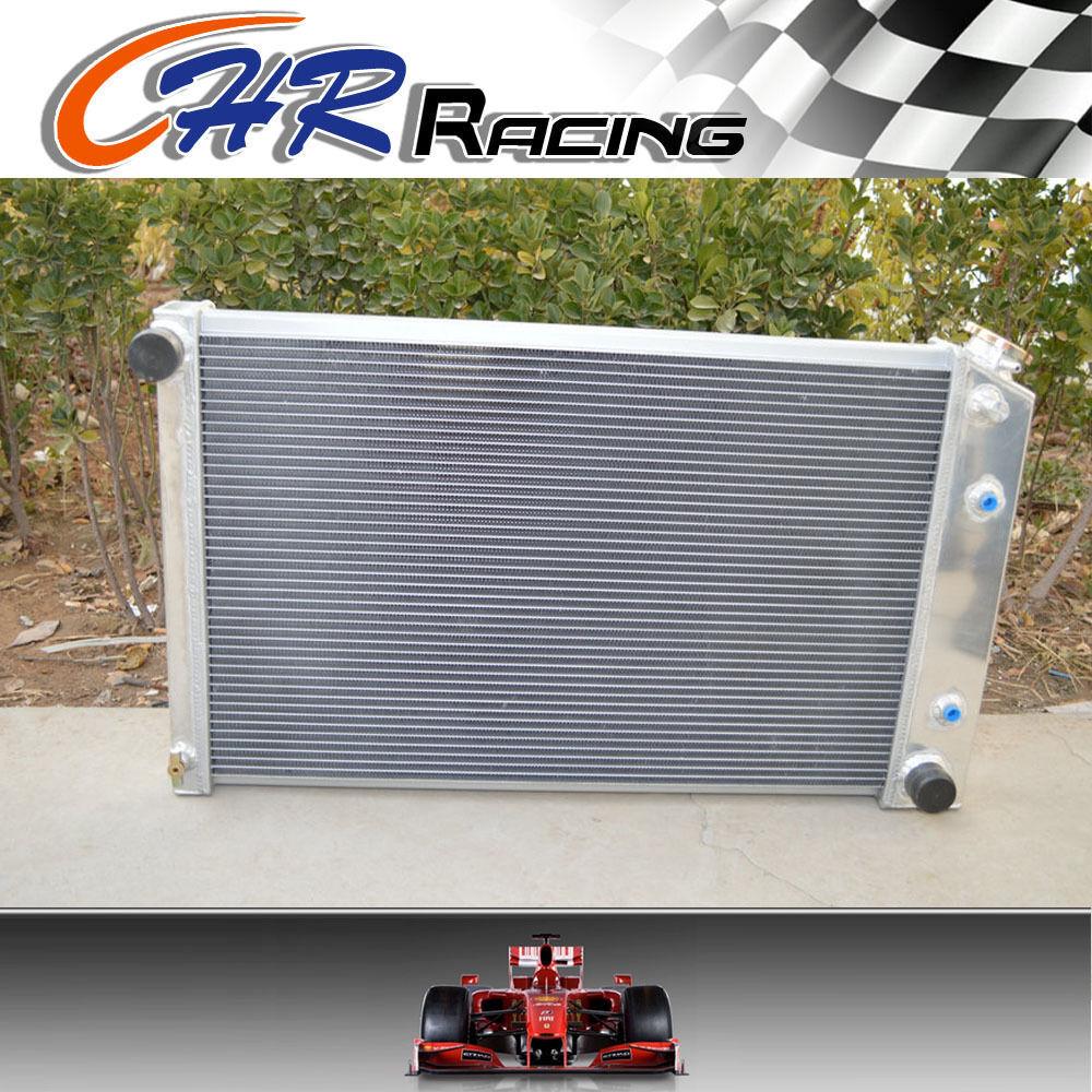 Aluminum Radiator For Chevy 70-81 Camaro//75-79 Nova//70-87 REGAL Chevrolet//BUICK