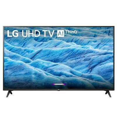 "LG 49UM7300  49"" Class 4K Smart UHD TV with AI ThinQ, Google Assistant - 3 HDMI"