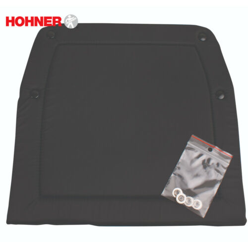 NEW Hohner ANABP-3 Back Pad For 3 Switch or 5 Switch Accordion Anacleto Black