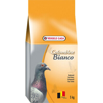 Versele Laga Colombine Bianco Parquet White 5kg FOR PIGEON LOFT / NEST (VL050)