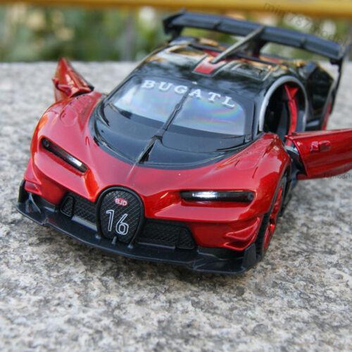 Bugatti Vision Gran Turismo Concept Model Car 1:32 Sound