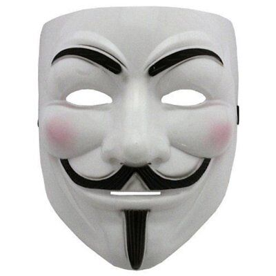 V for Vendetta with eyeliner Guy Fawkes Fancy Adult Costume Halloween - 4 Guys Halloween Costumes