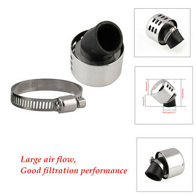 35-38mm ATV Scooter Motorcycle Cleanable air filter Mushroom Head Filter