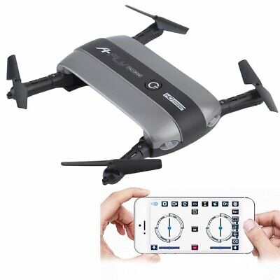 Foldable 720P HD Camera Drone Wifi FPV App Control RC Quadcopter Chrismas B2