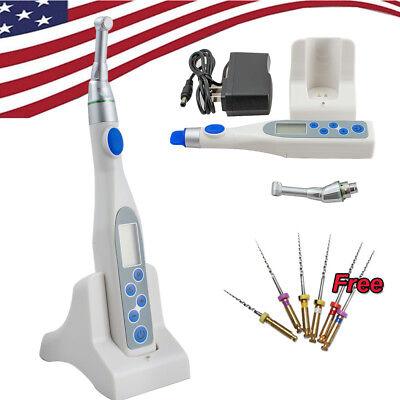 Dental Endo Motor Endodontics Treatment Cordless Reduction 161 Angle Handpiece
