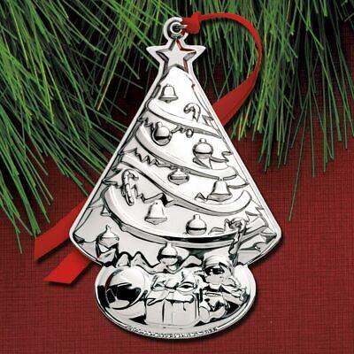 2019 Gorham Christmas Tree 3rd Ed Sterling Ornament - NEW - Authorized Dealer ()