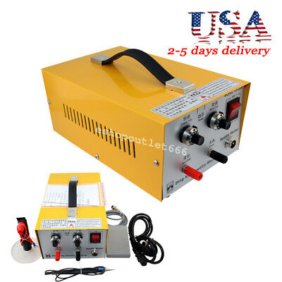 Usa2in1 Pulse Sparkle Spot Welder Gold Silver Platinum Jewelry Welding Device