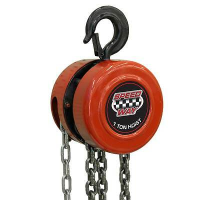 Speedway 1 Ton Chain Hoist MPN/Model 7518