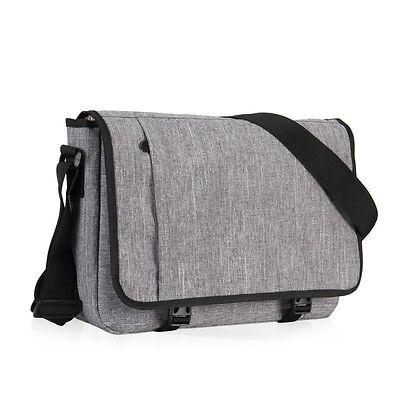 Urban Laptop Bags (Men Urban Messenger Bag Schoolbag Satchel Shoulder Laptop Courier Bag)