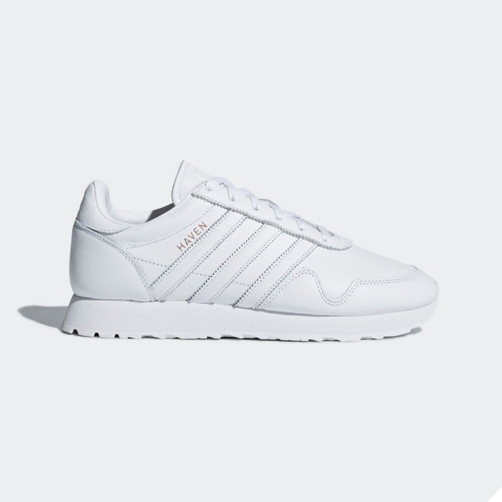 Details about Adidas Originals Haven Athletic Running Casual Shoes White CQ3037 Size 4 11