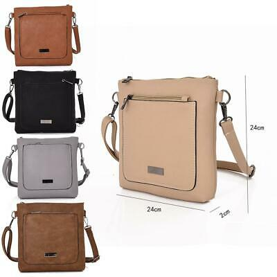 New Women's Designer Style Crossbody Bag Fashionable Handbag