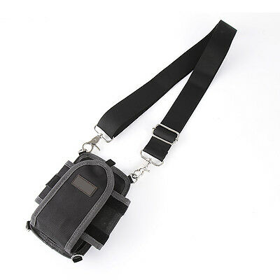Pro Portable Bag Waist Pouch Case Set With Belt For Dslr Camera Monopod Tripod