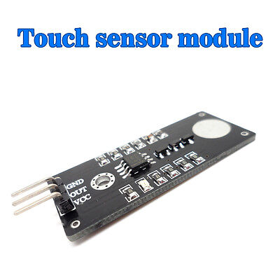 Usa Robot Kits Smart Car Touch Detection Switch Sensor Module Smart Car Sensor
