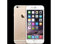 64GB Apple iPhone 6 Mobile Phone - Unlocked - GOLD