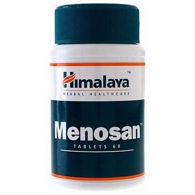 Himalaya Herbal Menosan pour pré / POST ménopause symptômes Saignant oestrogène