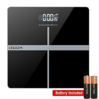 180kg digital lcd screen backlight scale body