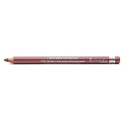 Rimmel London 1000 Kisses Lip Liner, Mauve Shimmer 1 ea