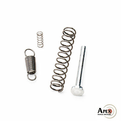 Apex Tactical   Smith   Wesson S W Sd Trigger Spring Kit   Sd9 Sd40 Sd9ve Sd40ve