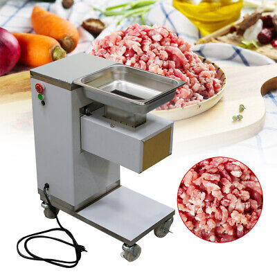 Commercial Restaurant Meat Slicer With 3mm Blade 500kgh Meat Cutter 550w Slice