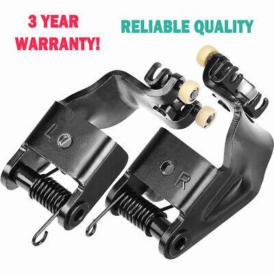 Pair Left & Right Center Mount Sliding Door Rollers For 2005-2010 Honda Odyssey