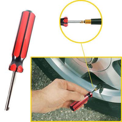 1 Pc Car Truck Bike Screwdriver Valve Stem Core Tire Repair Remover Tool Pry Kit