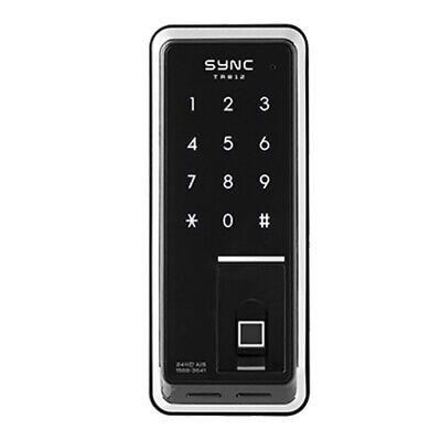 SOLITY SYNC TR812 Smart Digital Door lock 2 WAY Fingerprint + Password