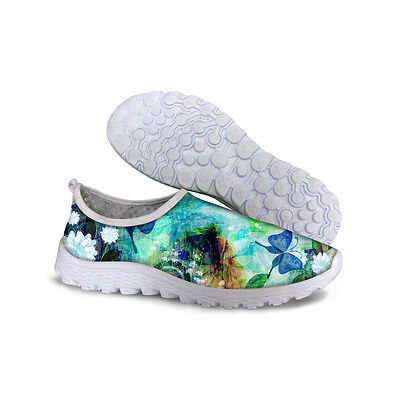 Best Lightweight Womens Slip On Running Sneakers Cross Trail Tennis Sports