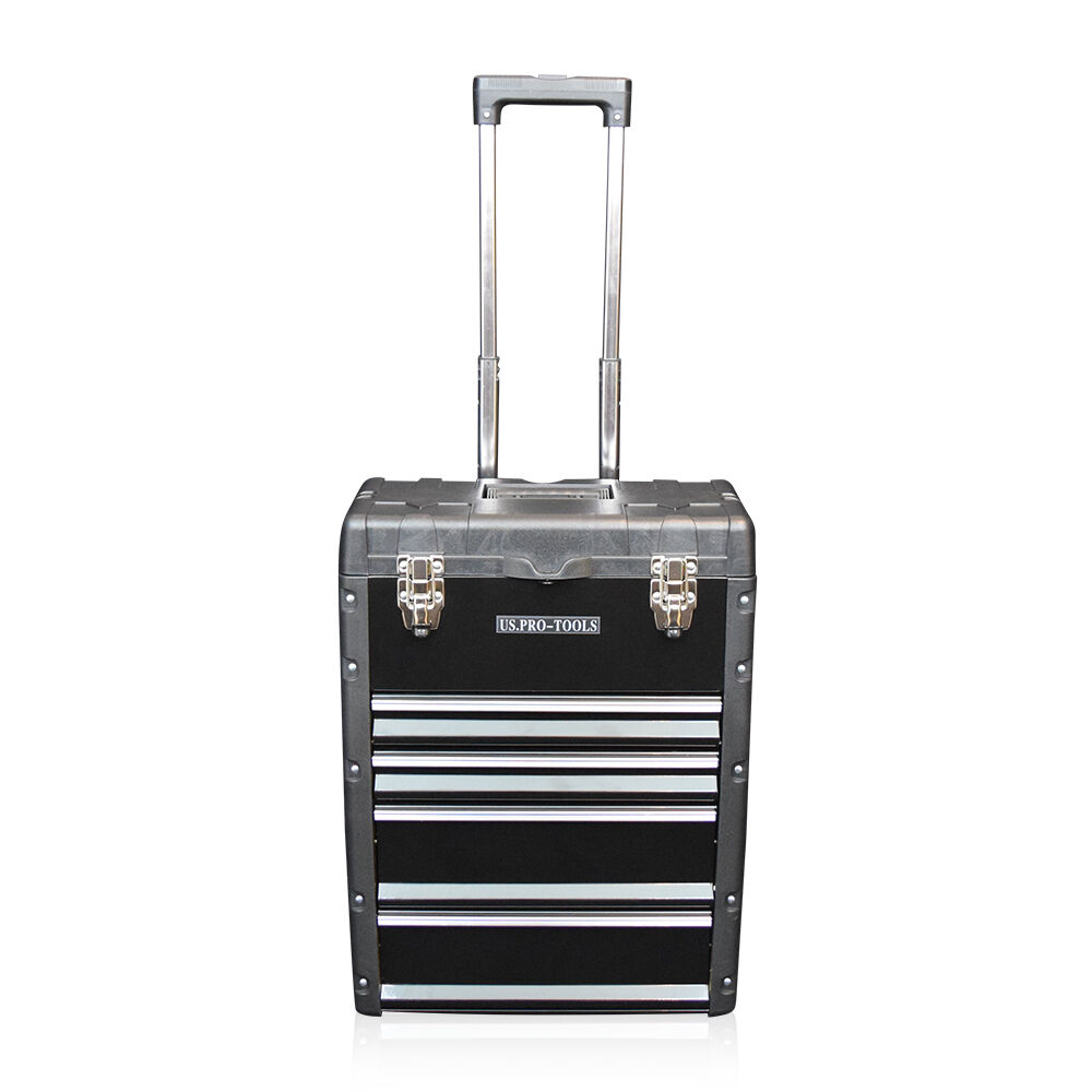 320 us pro tools black mobile roller chest trolley cart - Mobel roller teppiche ...
