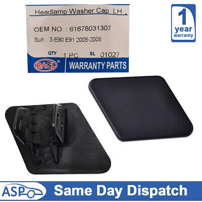 Genuine OE HEADLIGHT WASHER JET NOZZLE CAP For BMW 3 (04-12) E90 E91 Front LH
