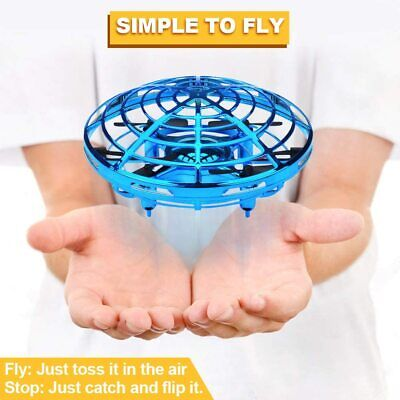 Hand Operated Drone for Kids Toddlers - Hands Free Mini Drones for Kids Flying