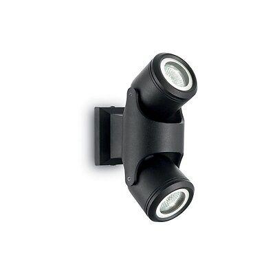 Aplique de Exterior Orientable Diseño Moderno A 2 Luces Coll. Xenon AP2...