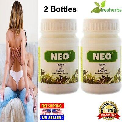 2PCS- BEST PILLS Male Enhancement Increase Sperm Count Last Longer Stamina (Best Sperm Enhancement Pills)